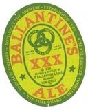 Ballantine XXX Ale Beer