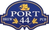 Port 44 Black Bodhran Irish Stout Beer