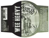 Sam Adams Wee Heavy Beer