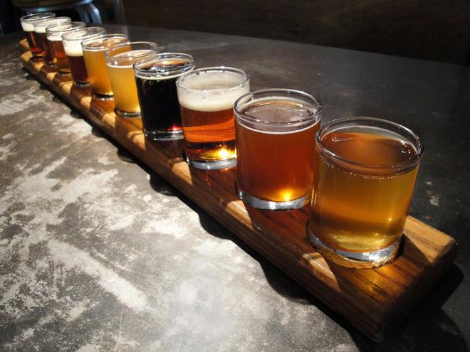 Craft Beer Selection Nashville
