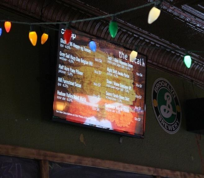 Digital Beer Board 2