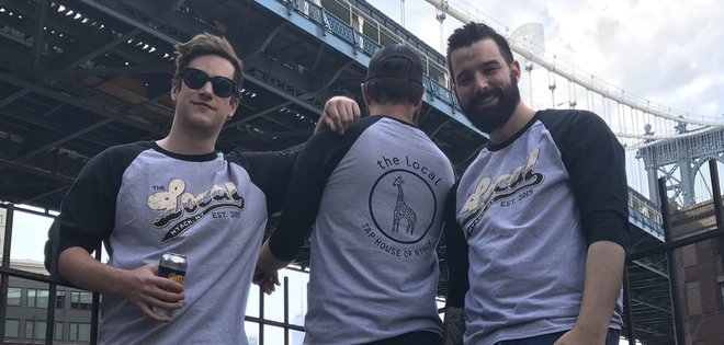 BeerMenus | Local Nyack