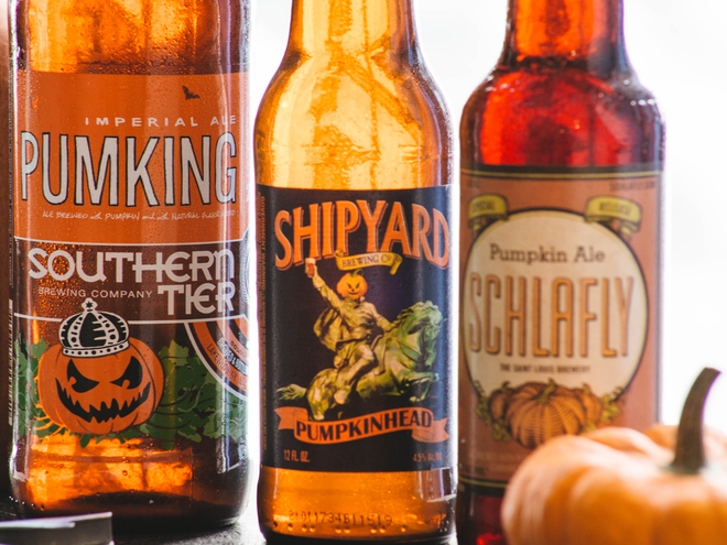 Most Popular Pumpkin Beers