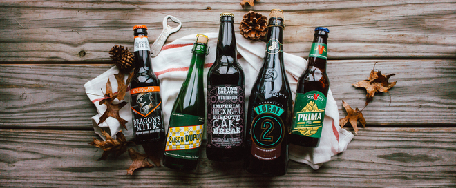 Thanksgiving Beer Pairings