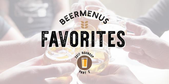 BeerMenus Favorites