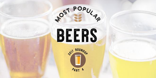 Most popular beers
