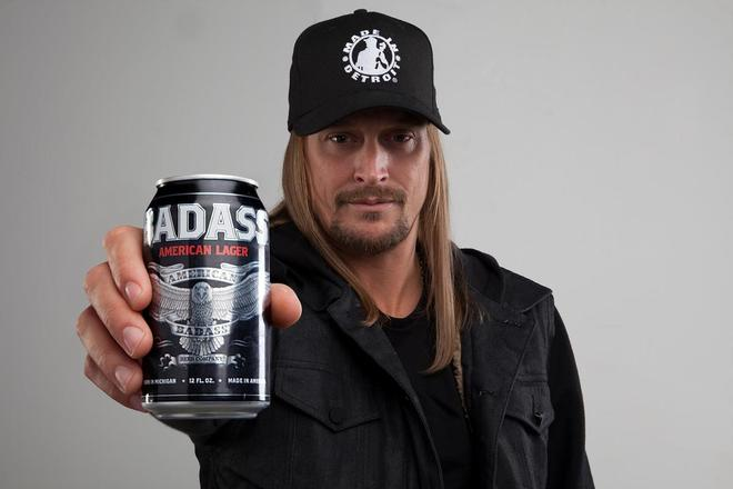 Kid Rock Beer